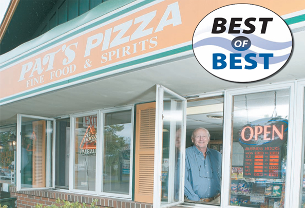 Pat's Pizza Wins Readers Choice Awards for 2011 in Scarborough, Maine